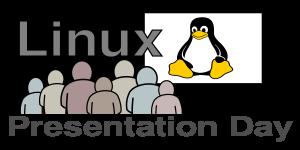 Logo Linux Presentation Day